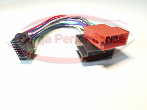ALPINE KABEL STECKER RADIO CDA/CVA/CDM/CDE/CDX/CVA/CTM/TDM/TDA-Serie