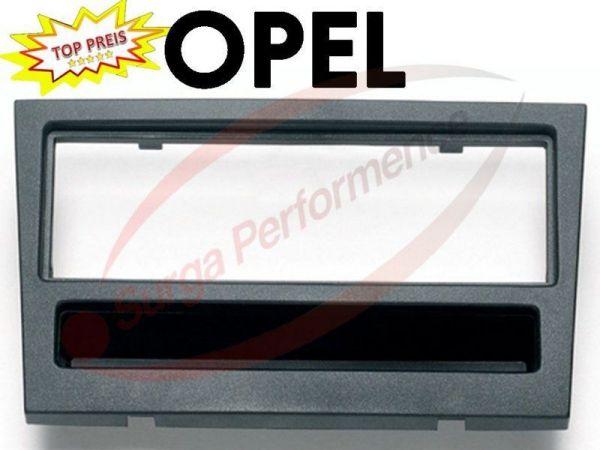 OPEL Radio Blende Einbaurahmen