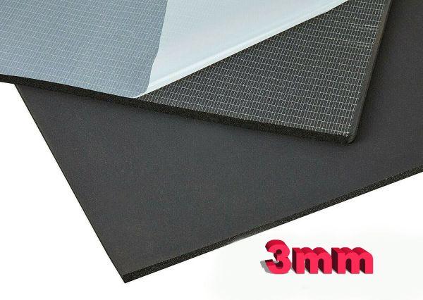 3mm-50mm Isolierung Kautschuk Platten Dämmung Dämmplatte Kaiflex wie Armaflex