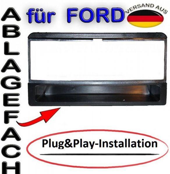 Radio Blende mit Ablage Rahmen Ford