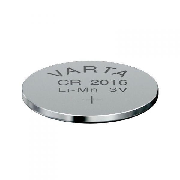 Original Varta CR2016 3V Lithium Knopfzelle