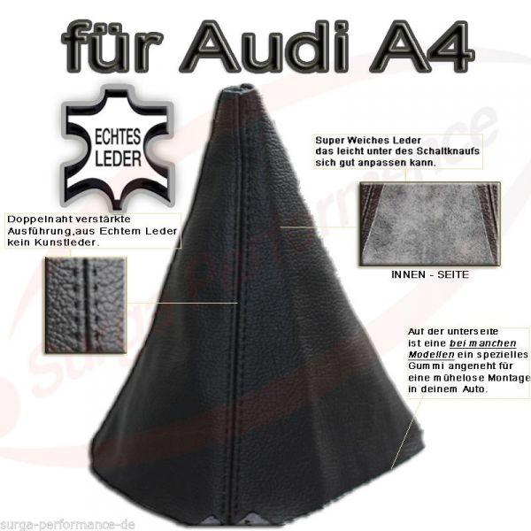 Schaltsack für Audi A4 1994-2001